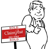 Claimpost Realty Ltd Brokerage logo