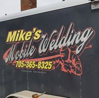 Mike's Mobile Welding logo