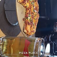 Pizza Place Bar & Grill logo