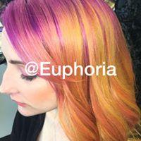 Euphoria Spa & Hair logo