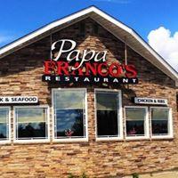 Papa Franco's Restaurant logo