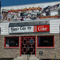 King's Cafe logo