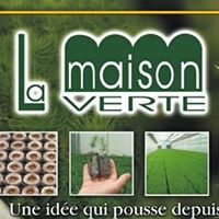 La Maison Verte logo