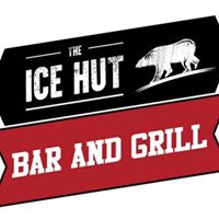 The Ice Hut Bar & Grill logo