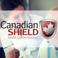 Canadian Shield Health Care Services logo