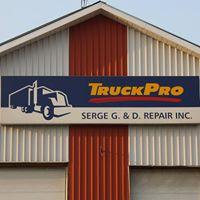Serge G & D Repair Inc logo