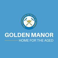 Golden Manor logo