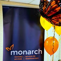 Monarch Recovery Services logo