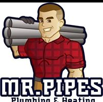 Mr Pipes Plumbing & Heating logo