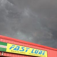 Fast Lube logo