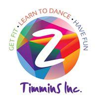Zumba Timmins logo