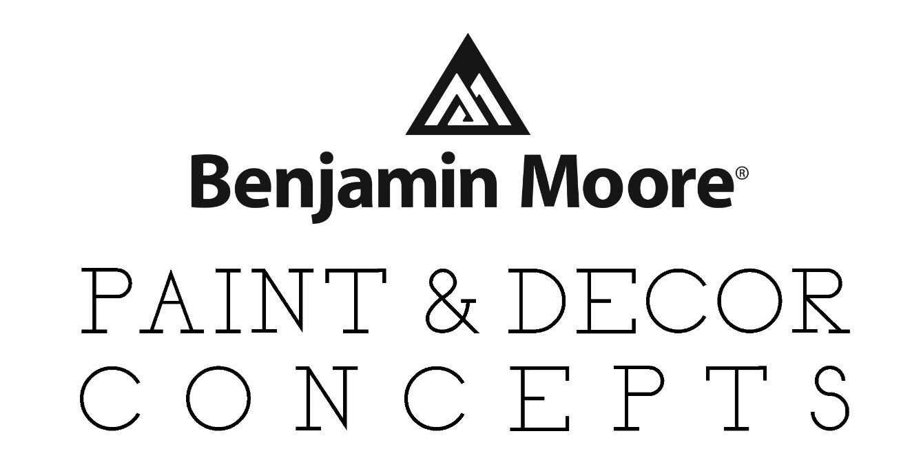 Benjamin Moore Paint & Decor Concepts logo