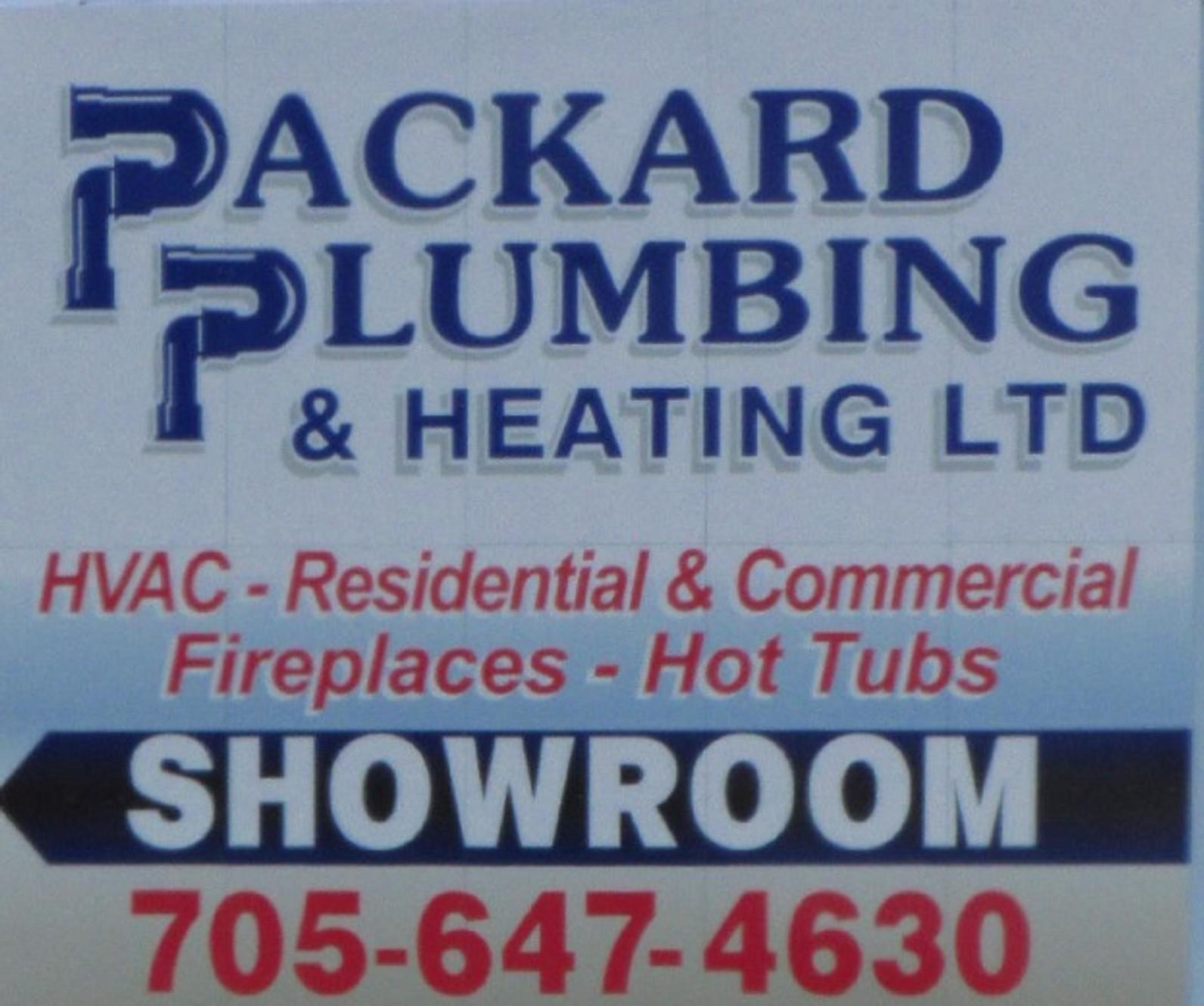 Packard Plumbing & Heating Ltd logo