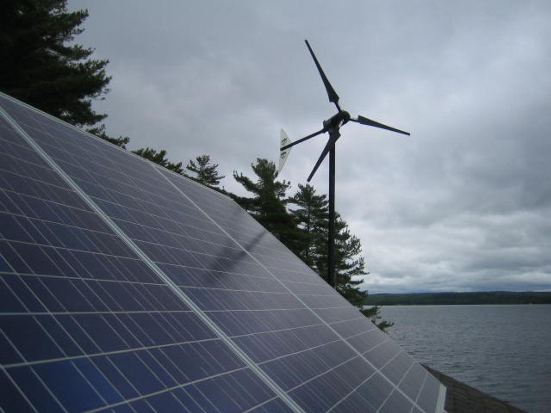 Aylesworth Electric Inc & Muskoka Renewable Energy logo
