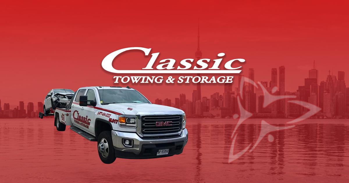 Classic Towing & Storage logo