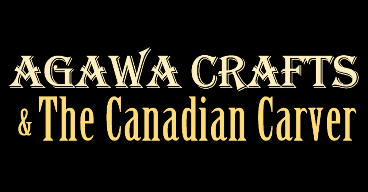 Canadian Carver & Agawa Crafts logo