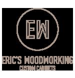Eric's Woodworking Custom Cabinets Inc logo