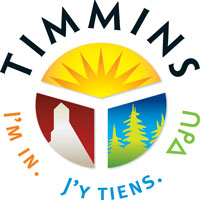 Tourism Timmins logo