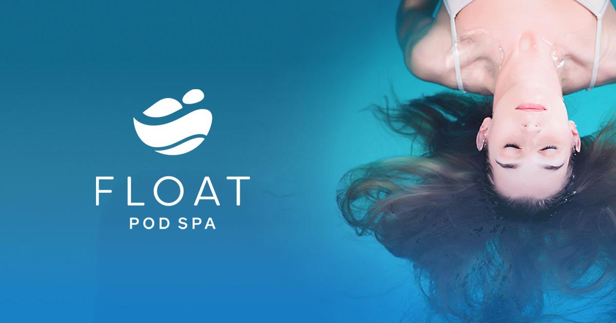 Float Pod Spa logo