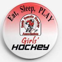 Sault Female Hockey Association logo