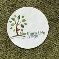 Northern Life Yoga logo