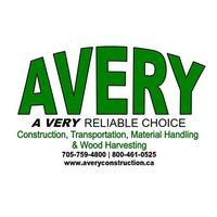 Avery Construction Ltd logo