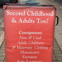 Second Childhood & Adults Too logo
