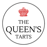 The Queen's Tarts logo