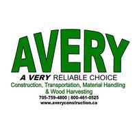 Avery Construction logo