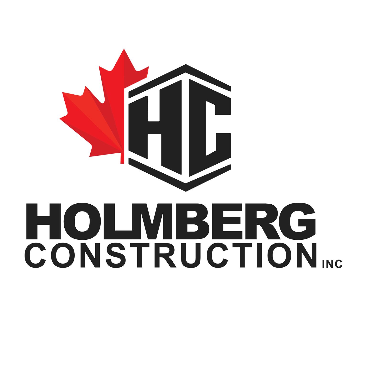 Holmberg Construction Inc logo