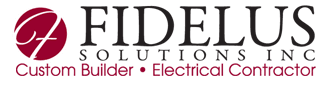 Fidelus Solutions Custom Builders logo