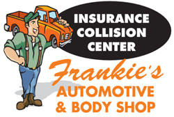 Frankie's Automotive & Body Shop logo