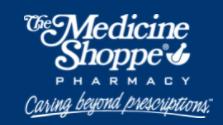 The Medicine Shoppe Pharmacy logo