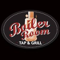 Boiler Room Tap & Grill logo