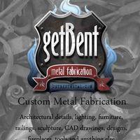 Get Bent Metal logo