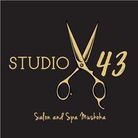 Studio 43 Salon & Spa Muskoka logo