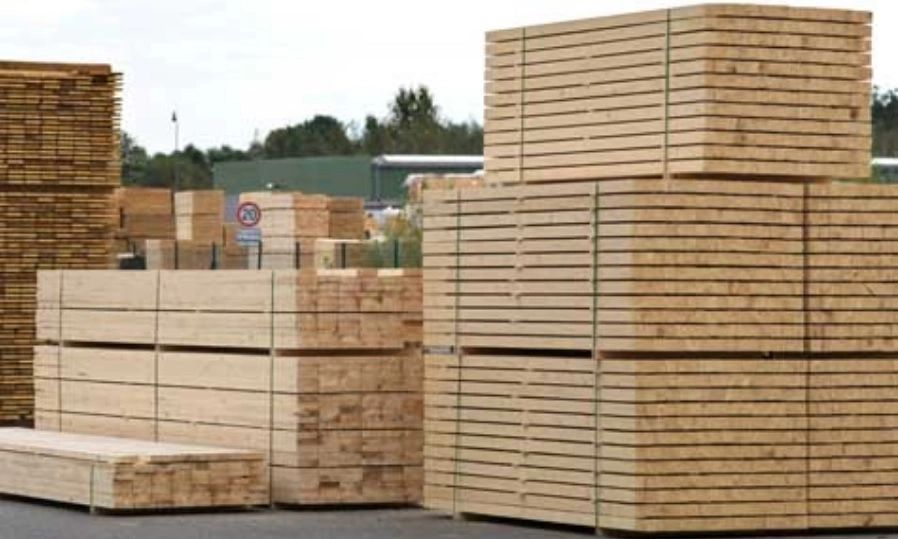 Ness Brothers Lumber logo