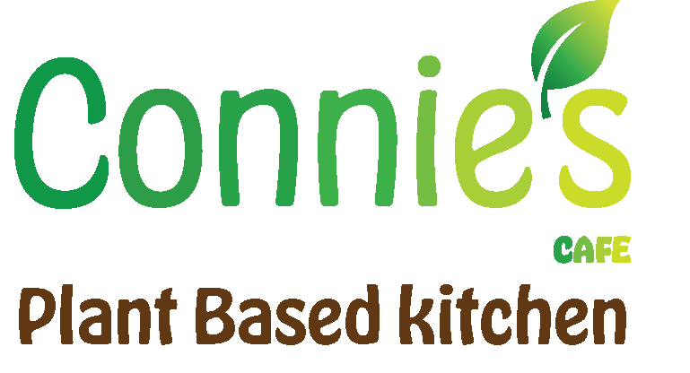 Connie's Cafe Plantbased Kitchen logo