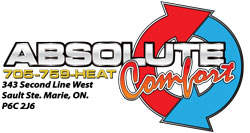 Absolute Comfort Heating & Cooling logo