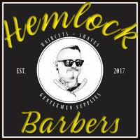 Hemlock Barbers logo