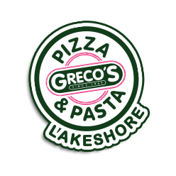 Greco's Pizza logo