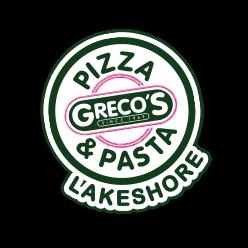 Greco's Pizza & Pasta - Lakeshore logo