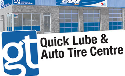 GT Quick Lube & Auto Tire Centre logo