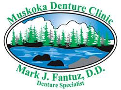 Muskoka Denture Clinic logo