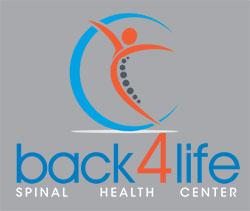 back4life Spinal Health Center logo