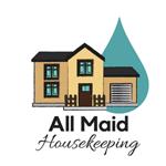 All Maid Housekeeping logo