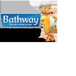 Bathway - The Tub Cutting People logo