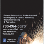 Bedard Metal Fabrication & Welding logo