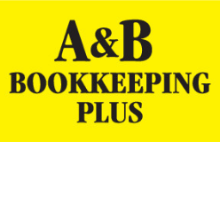 A & B Bookkeeping Plus logo