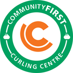 Community First Curling Centre logo